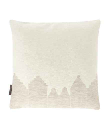 PILLOW COVER - AMSTERDAM HOUSES - WOVEN - SOUVENIR / GIFT